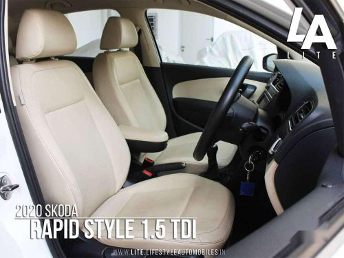 2020 Skoda Rapid MT for sale in Kolkata