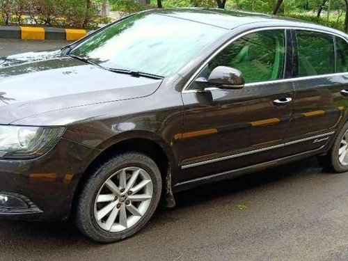 Used Skoda Superb 2014 AT for sale in Thane