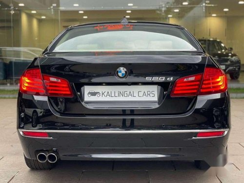 2017 BMW 5 Series 520d Luxury Line AT in Manjeri
