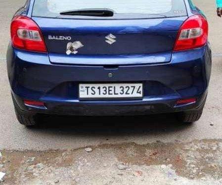 2018 Maruti Suzuki Baleno Delta Diesel MT in Hyderabad