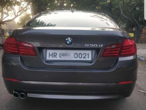 2010 BMW 5 Series 530d Highline Sedan AT in Chandigarh-8