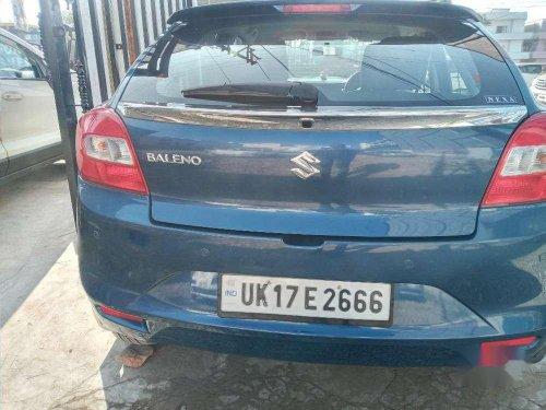 2017 Maruti Suzuki Baleno Petrol AT for sale in Dehradun