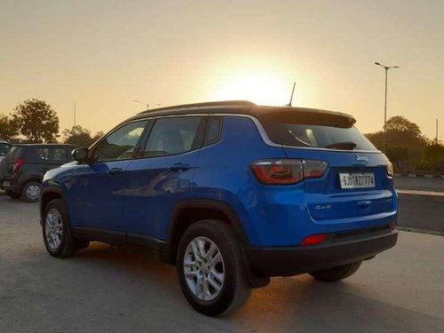 Jeep Compass 1.4 Sport 2017 AT in Ahmedabad