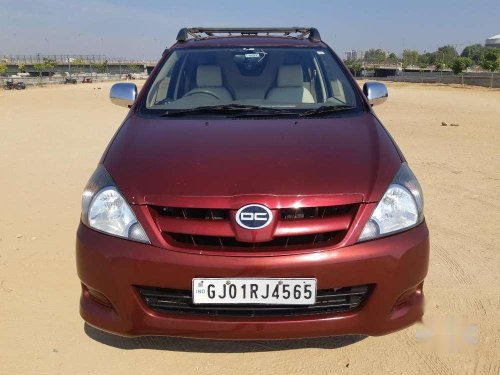 Used Toyota Innova 2007 MT for sale in Ahmedabad