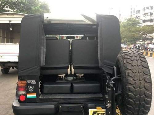 2017 Mahindra Thar CRDe MT for sale in Mumbai