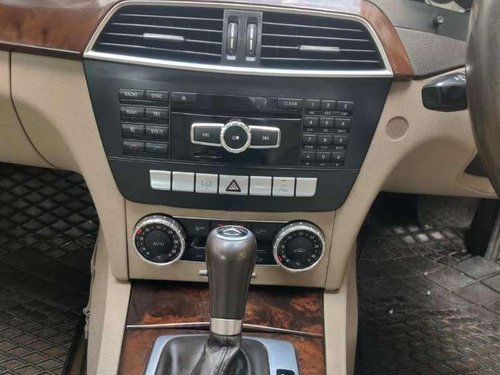 Mercedes Benz C-Class 2011 AT for sale in Hyderabad