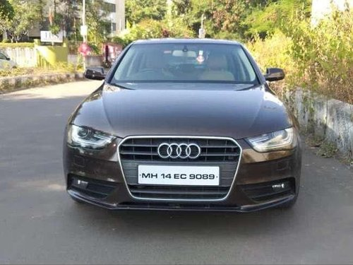 Audi A4 2.0 TDI 2014 AT for sale in Pune