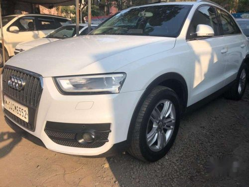 Audi Q3 2.0 TDI Quattro 2014 AT for sale in Mumbai