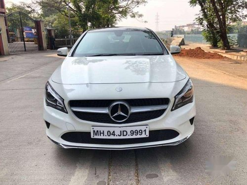 2017  Mercedes Benz CLA 200 CDI Sport AT in Mumbai