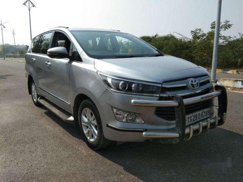 Toyota Innova Crysta 2018 MT for sale in Hyderabad