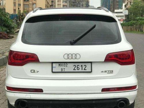 2010 Audi Q7 4.2 TDI quattro AT in Mumbai