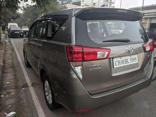 Used 2017 Toyota Innova Crysta AT in Chandigarh