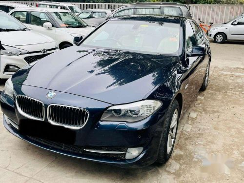 Used 2011 BMW 5 Series 525d AT in Chandigarh