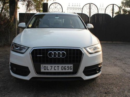 Used 2014 Audi Q3 AT for sale in Gurgaon -16