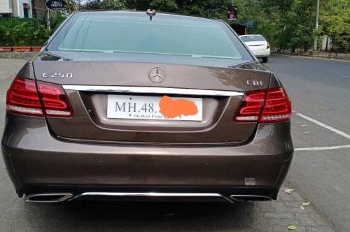 Used 2013 Mercedes Benz E Class AT for sale in Nashik