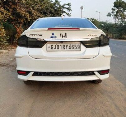 Used 2017 Honda City V AT for sale in Ahmedabad