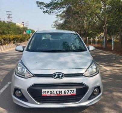2014 Hyundai Xcent 1.2 Kappa Base MT in Bhopal