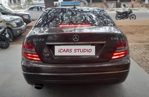 Used 2013 Mercedes Benz C-Class AT for sale in Bangalore -4