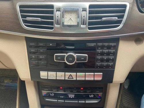 Used 2013 Mercedes Benz E Class AT for sale in Noida