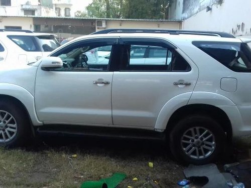 2012 Toyota Fortuner 4x2 4 Speed AT in Lucknow