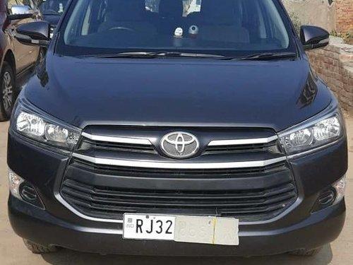 Used Toyota Innova Crysta 2017 MT for sale in Gurgaon