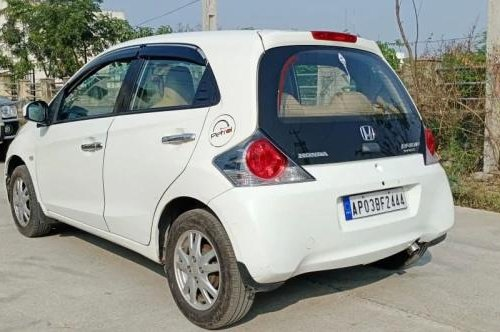 Used Honda Brio 2013 AT for sale in Hyderabad -3