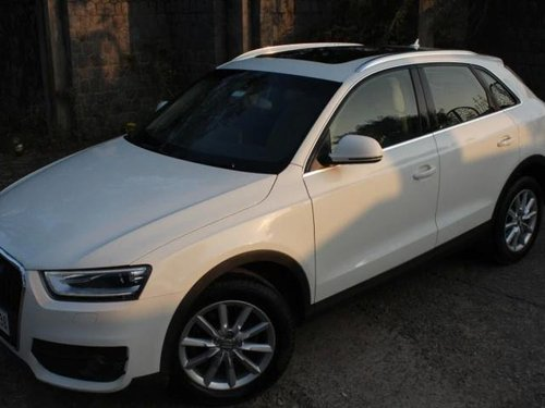 Used 2014 Audi Q3 AT for sale in Gurgaon -6