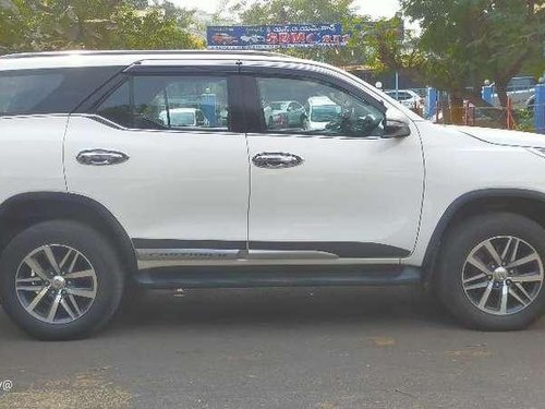 Used Toyota Fortuner 2017 MT for sale in Visakhapatnam