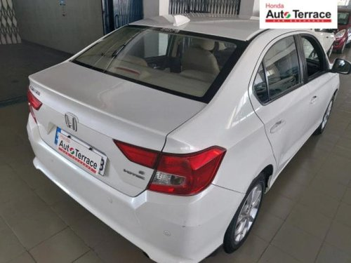 Used Honda Amaze V Diesel 2018 MT in Bangalore