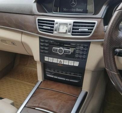 Used Mercedes Benz E Class 2014 AT for sale in Pune