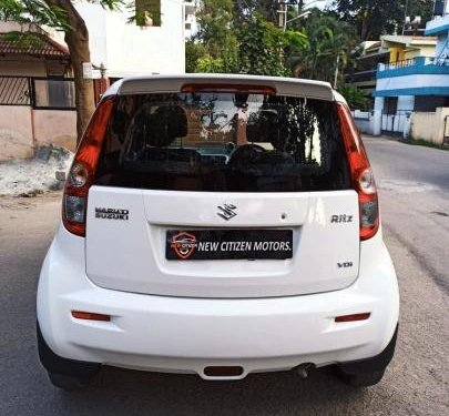 Used 2015 Maruti Suzuki Ritz MT in Bangalore-0