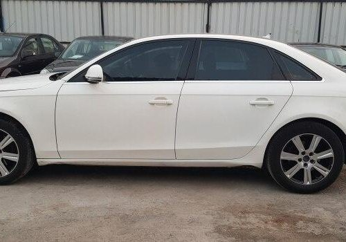 Audi A4 2.0 TDI 177 Bhp Technology Edition 2009 AT in Pune
