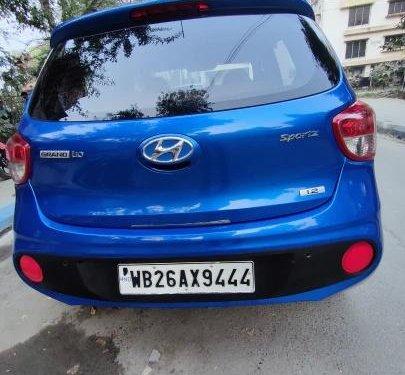 2019 Hyundai Grand i10 1.2 Kappa Sportz MT in Kolkata