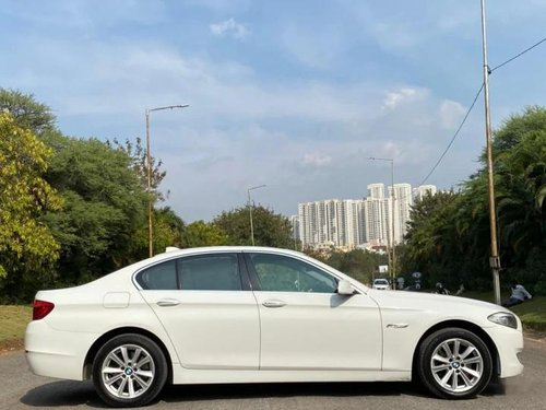 2010 BMW 5 Series 525d Sedan AT for sale in Hyderabad