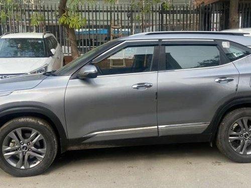 Used 2019 Kia Seltos HTX G MT for sale in Noida
