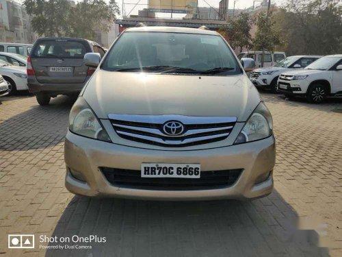 Used Toyota Innova 2010 MT for sale in Gurgaon