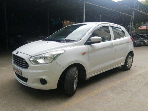 Used Ford Figo 1.2P Ambiente MT 2016 MT for sale in Chennai