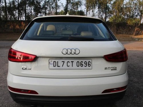 Used 2014 Audi Q3 AT for sale in Gurgaon -15