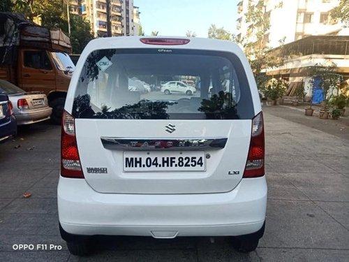 Used Maruti Suzuki Wagon R LXI CNG 2016 MT in Thane