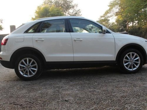 Used 2014 Audi Q3 AT for sale in Gurgaon -12