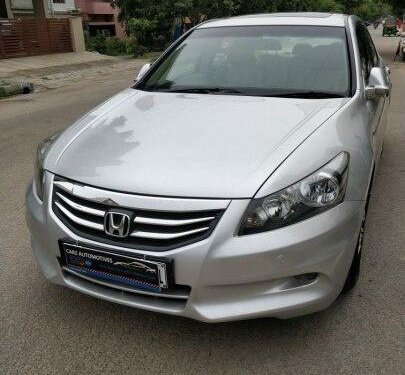 2012 Honda Accord 2.4 A/T for sale in Bangalore