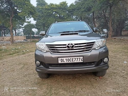 Used Toyota Fortuner 2014 AT for sale in New Delhi