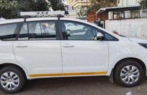 2018 Toyota Innova Crysta 2.4 GX MT in Ahmedabad
