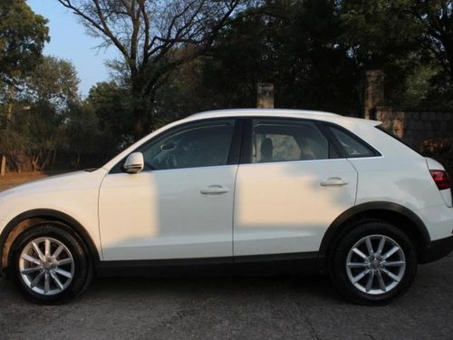 Used 2014 Audi Q3 AT for sale in Gurgaon -2