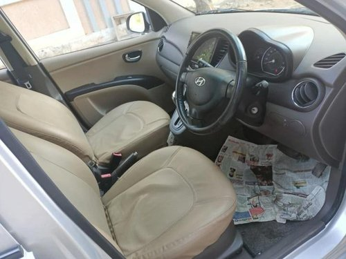 Used Hyundai i10 2010 AT for sale in Hyderabad