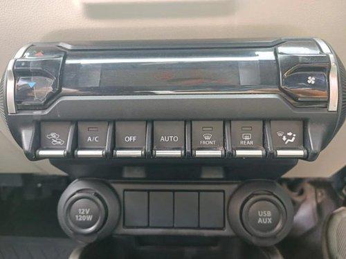 2018 Maruti Suzuki Ignis 1.2 AMT Alpha AT in Kolkata