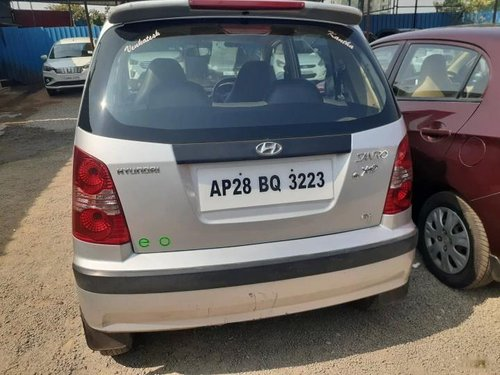 Used 2011 Hyundai Santro Xing MT for sale in Hyderabad
