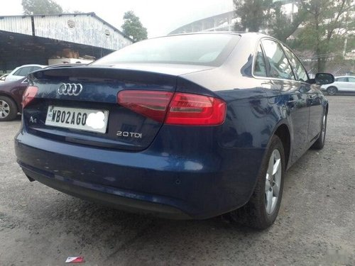 Used Audi A4 2.0 TDI 2014 AT in Kolkata