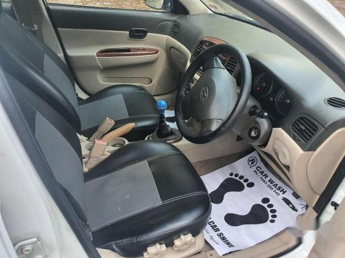Used 2010 Hyundai Verna MT for sale in Hyderabad