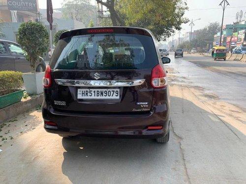 2017 Maruti Suzuki Ertiga 1.5 VDI MT for sale in Gurgaon